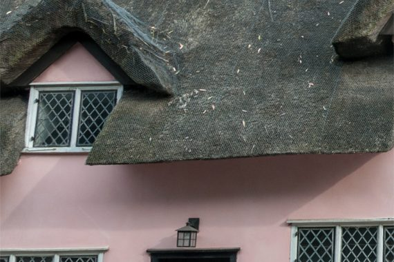 historic-listed-tahtched-home-colour-lime-rendered-pink